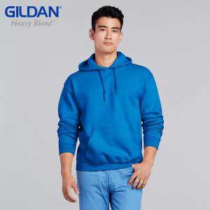 Gildan 88500 8.0oz Heavy Blend 成人連帽衛衣