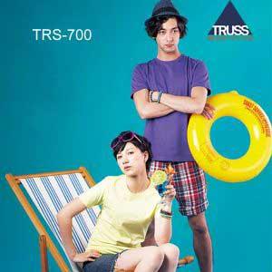 TRUSS TRS-700 日本優質純棉 T 恤