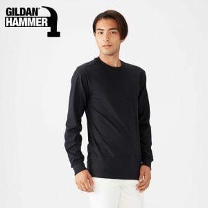 Gildan HA40 6.1oz Hammer 成人長袖 T 恤
